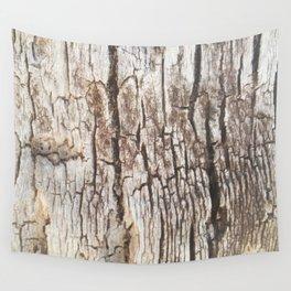 Beyond Cracks Wall Tapestry