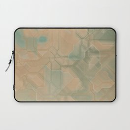 future fantasy steppe Laptop Sleeve