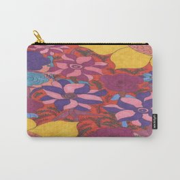 Bohemian Paradise Contemporary Art Carry-All Pouch