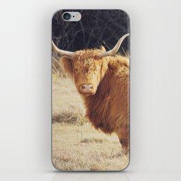 Scottish Highland iPhone Skin