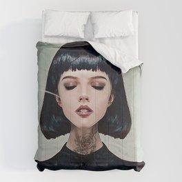 a slight breeze Comforters
