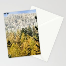 Colours Of The Forest Stationery Cards