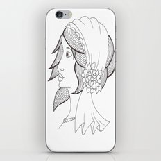 Don't look back.. iPhone & iPod Skin