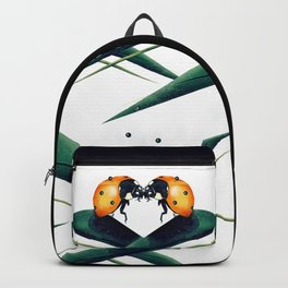 Bugs in Love (Pattern) Backpack