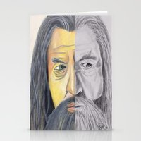 gandalf Stationery Cards featuring Gandalf   by RidnelSilva