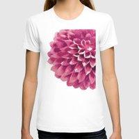 dahlia T-shirts featuring dahlia by alanzhu