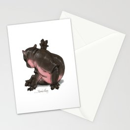 HippoCat Stationery Cards