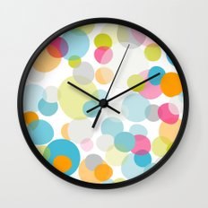Multi dots Wall Clock