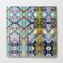 Obey hub vision upfront. Metal Print
