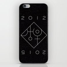 Uranus Square Pluto iPhone & iPod Skin