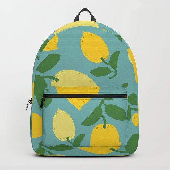 Le Citron Backpack
