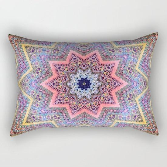 Mandala Faaa Raaa Oooon  Rectangular Pillow