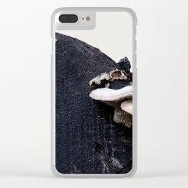 Stump 5 Clear iPhone Case