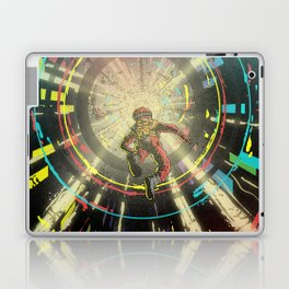 It Goes on Forever... Laptop & iPad Skin