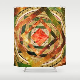 Cosmos MMXIII - 10 Shower Curtain