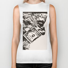 Dolla' bill Biker Tank