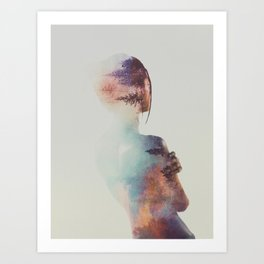 Untitled 1204 Art Print