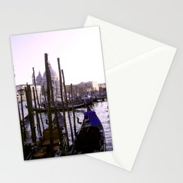 Venezia Gondolas Stationery Cards