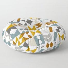 Mid West Geometric 06 Floor Pillow