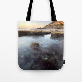 Entering the Tidepools Tote Bag