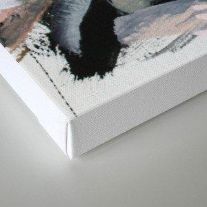 1 3 5 Canvas Print