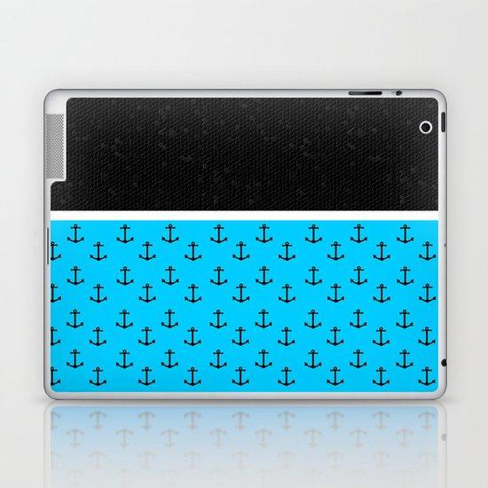 Ahoy There, Matey Laptop & iPad Skin