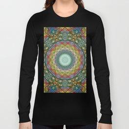 Geobloom Long Sleeve T-shirt