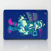 muppet iPad Cases featuring BIG BORG by BeastWreck