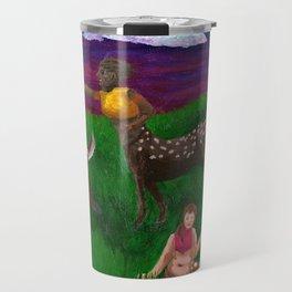 Cervitaurs At Play Travel Mug