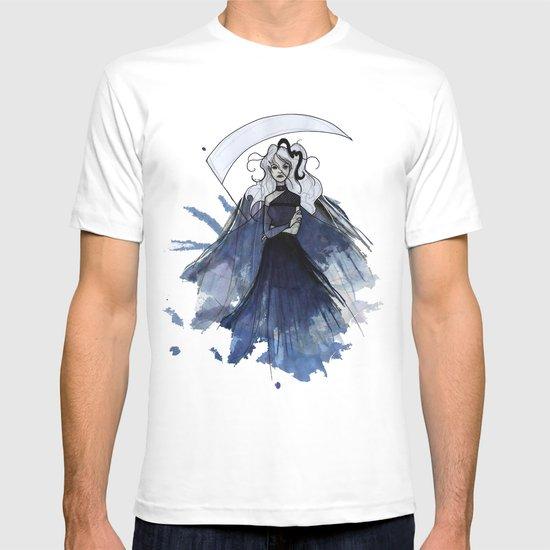 Susan Sto Helit the Deathbringer T-shirt