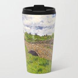 Anglesey Red Whaf Bay Travel Mug