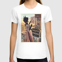 1895 Paris Centennial of Lithography T-shirt