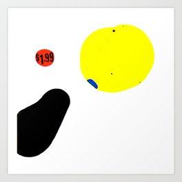 1.99 Art Print
