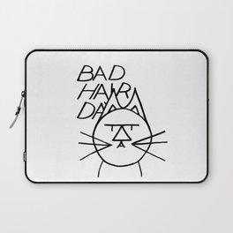 FeltTipCat - Bad Hair Cat  Laptop Sleeve
