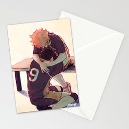 his anchor  Stationery Cards