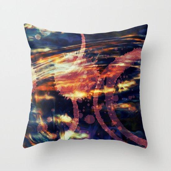 Circa Throw Pillow
