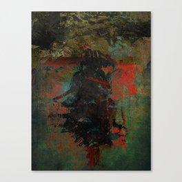 祇園の夜  (Gion's Night) Canvas Print