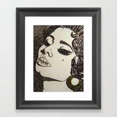 Sophia Framed Art Print