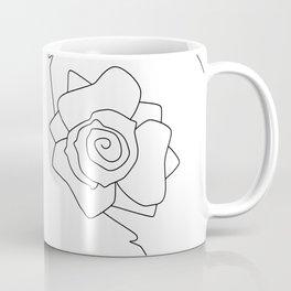 Rose Bush Coffee Mug