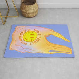 Feed Your Soul Rug