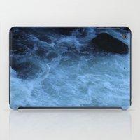 rush iPad Cases featuring Overhead Rush by Jeffrey J. Irwin