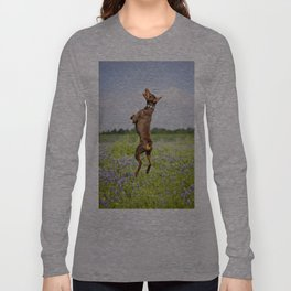Spring In Texas Long Sleeve T-shirt
