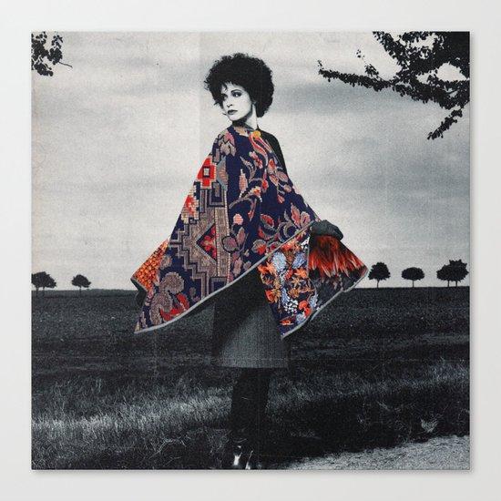 New Fashion Canvas Print