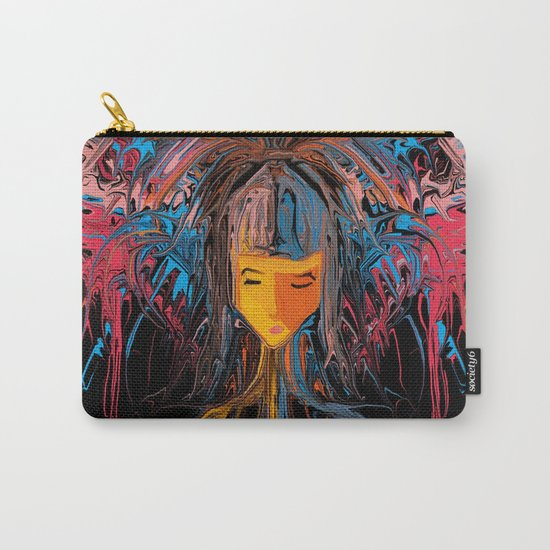 Girl Please! Carry-All Pouch