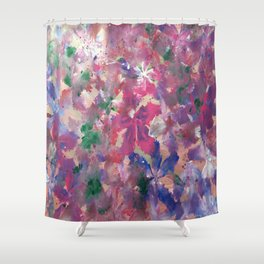 Jaden Rose Shower Curtain