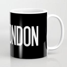 Britain: British Flag & London Coffee Mug