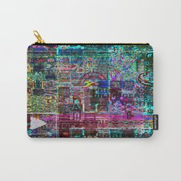 Untitled Mindmap 02/02/15 (Recombinant Series) Carry-All Pouch