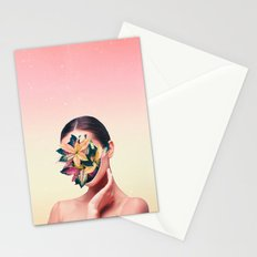 PLANT FACE Stationery Cards