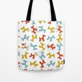 Balloon dogs Tote Bag