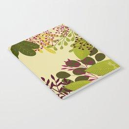 Belle plante Notebook